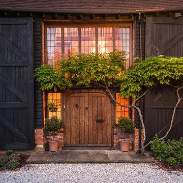 Front Door - Converted Barn