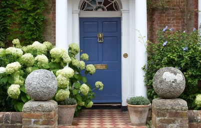 24 Smart Front Doors That Create a Good First Impression