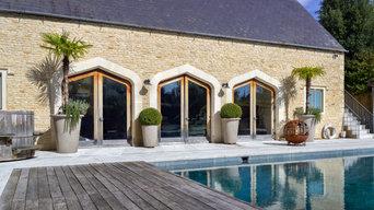 Glebe House - Pool House
