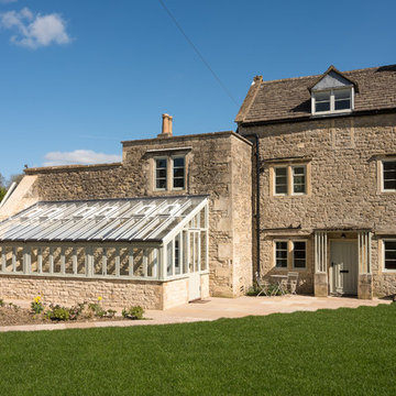 Grade 2 listed cottage restoration and extension