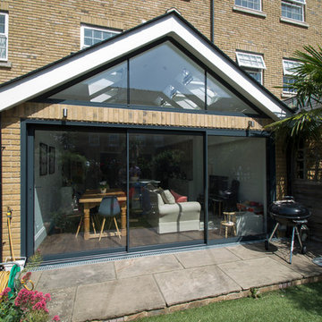 Ground Floor South Facing Extension Long Ditton