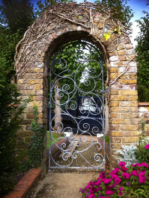 Garden Gate Houzz