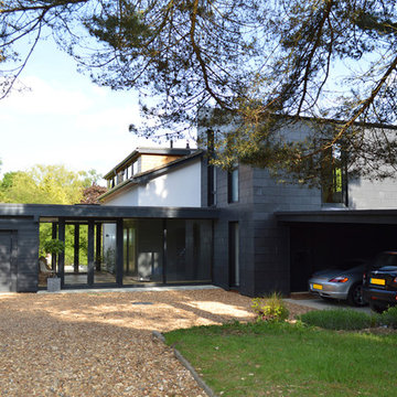 Home Restoration and Extension for 1960s house