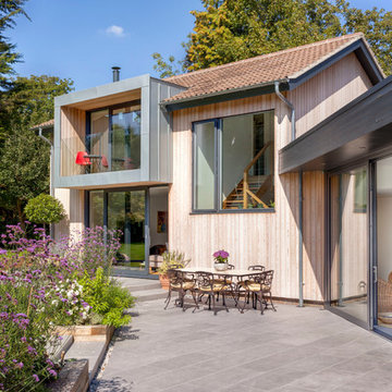 House extension and refurbishment, Forest Row