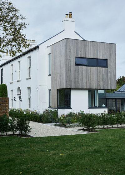 Contemporary Exterior by Dublin Design Studio