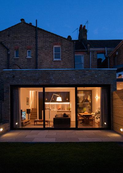 Exterior by Flik Design Ltd