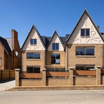 Identical Luxury Homes, Milton Keynes