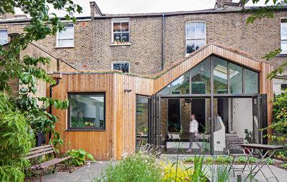 Extension de la Semaine : Une cuisine ouverte sur l'extérieur