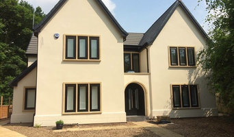 K-rend - coloured external render