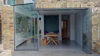 Kitchen Extension, Charlton, London