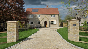 Large eco house in rural Oxfordshire