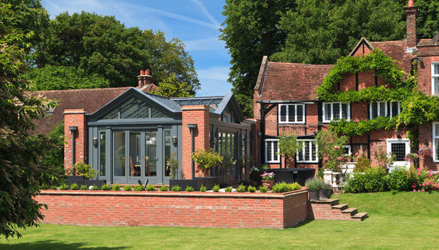 Traditional Exterior by Vale Garden Houses