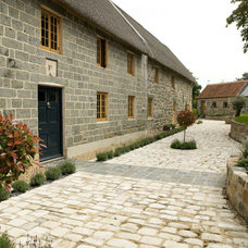 Farmhouse Exterior by CCD Architects