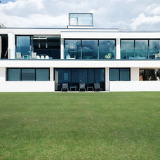 Modern Exterior by Spacial Images