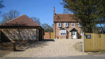 Listed Building Renovation, Near Winchester