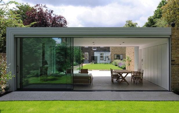 Contemporary external by Charles Barclay Architects