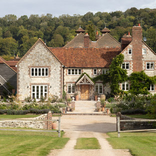 Listed house in the South Downs