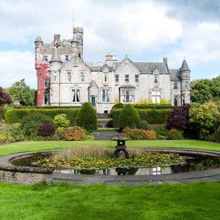 Elegant exterior home photo in Glasgow
