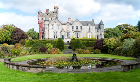 My Houzz: Life in a Revamped Scottish Castle