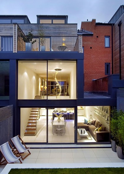 Modern external surfaces LLI Design