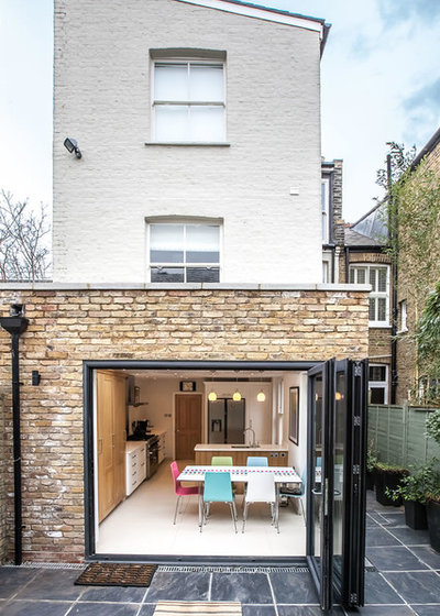 Contemporary Exterior by Don't Move - Extend
