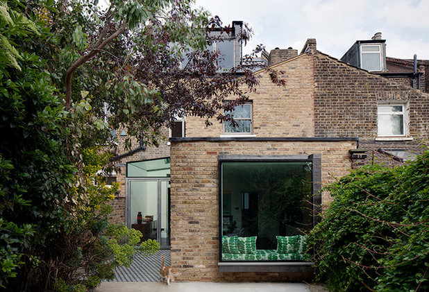Eclectic Exterior by Brian O'Tuama Architects