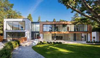 Luxury new build home in South West London