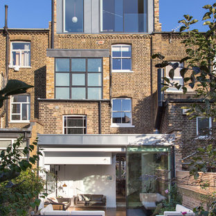 Major townhouse refurbishment, Finsbury Park