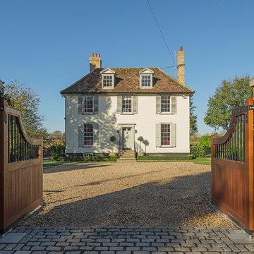 Manor House Farm, Cambridge