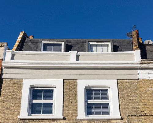mansard roof extension. Black Bedroom Furniture Sets. Home Design Ideas