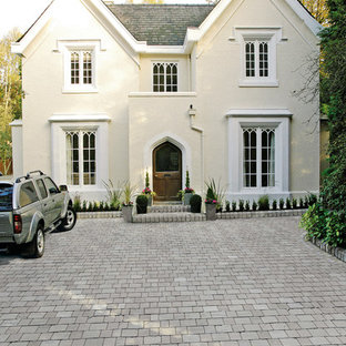 Inspiration for a traditional exterior in Other.
