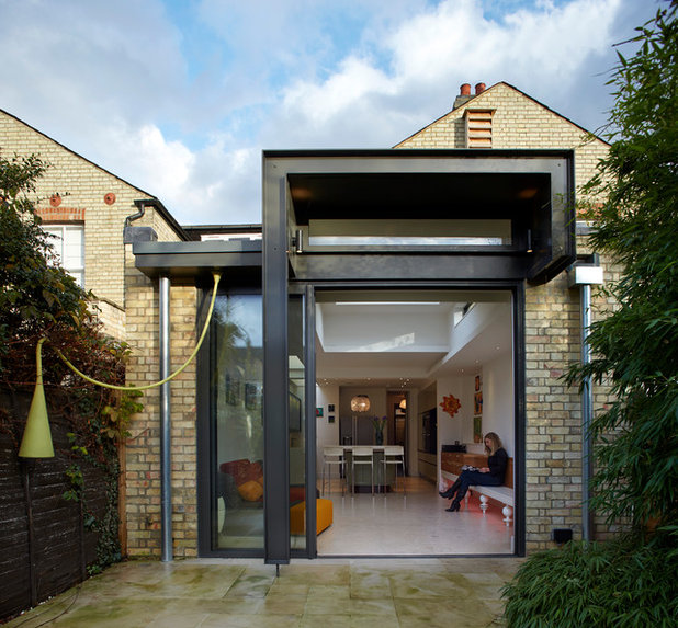 Architecture: 10 Creative Ideas For Side Return Extensions
