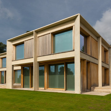 Modern home in Hampshire