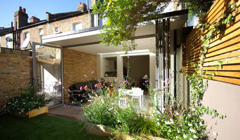Modern single-storey extension in South-East London