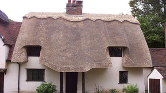Modern Thatched Roof