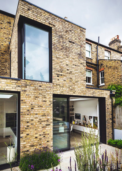 Traditional Exterior by Martyn Clarke Architecture