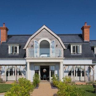New Build American-Style Beach House
