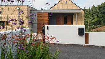 New-build rural family home in Belfast