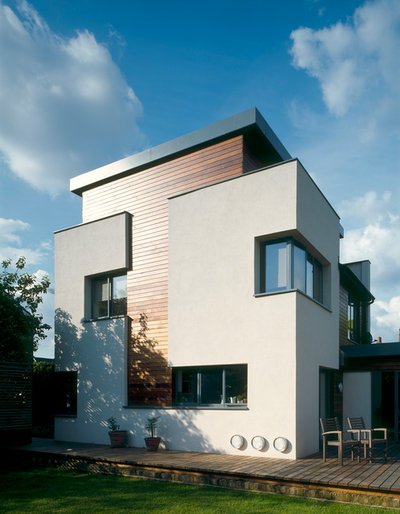 Contemporary Exterior by Architect Your Home