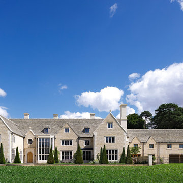 New Country House, Oxfordshire