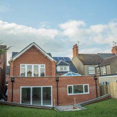 Blueprint architectural design ltd raunds northamptonshire uk new builds malvernweather Choice Image