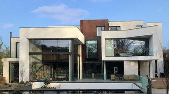 New Modern House