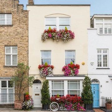 Notting Hill House Rebuild