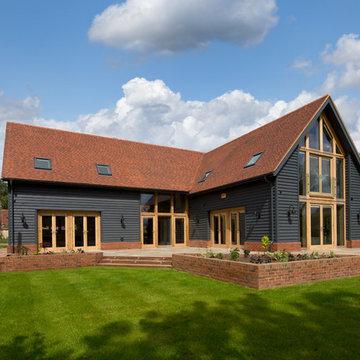 Oak Framed House in Buckinghamshire