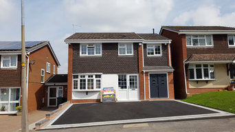Oldbury - 2 Storey Side Extension