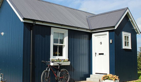 Houzz Tour: A Tiny Scottish Home That's Big on Style