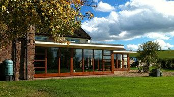 Open Plan Kitchen & Garden Room, Newport, Shropshire