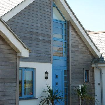Outspan, Widemouth Bay, Bude, Cornwall UK