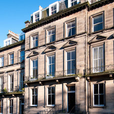 Traditional Exterior by Edinburgh Project Management