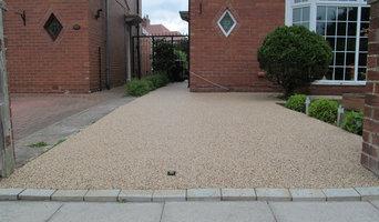 Pebble Resin Flooring - Resin Floors North East Ltd
